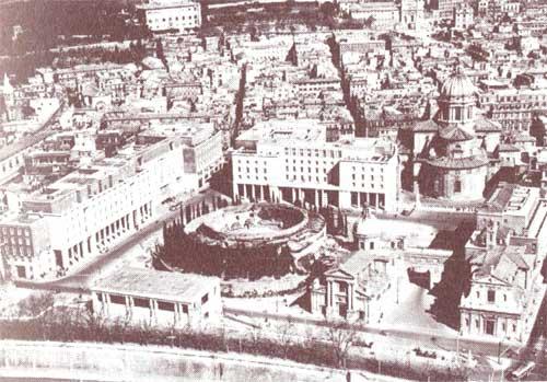 Fasi della trasformazione urbana for Augusto roma